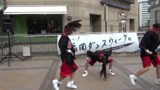 2013年10月6日(日) 14:29-14:31 街にダンスを!福岡ダンスウィーク。 イ...