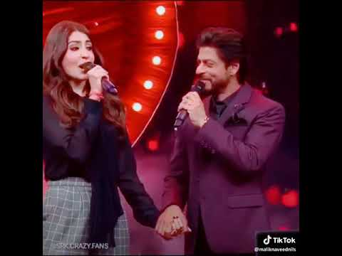 sharukh vs anushka sharma tik tok
