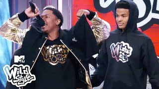 Trevor Jackson vs Nick Cannon & White Girl Battle Gets Sexual | Wild