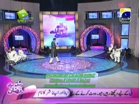 Download OWAIS RAZA QADRI_WAH WAH SUBHAN ALLAH (PART 2) 20 AUGUST 2011 TOP 6 NAAT KHUWAH AUDITION ON GEO TV
