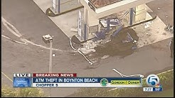 Police investigating Chase Bank ATM theft