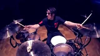 The world's fastest drummer