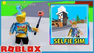 Noob VS Roblox Selfie Simulator