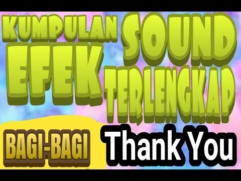 100+Kumpulan Sound Efek Yang Sering Digunalan Youtuber Terlengkap