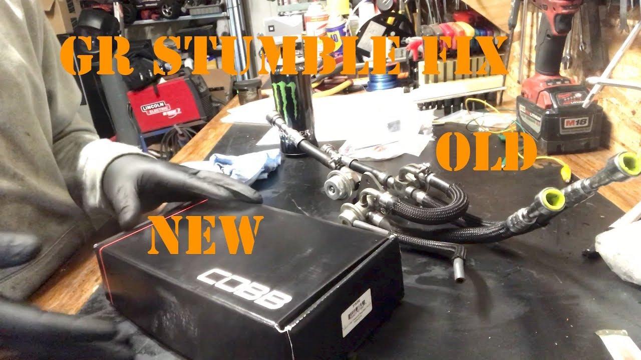 Cobb GR Stumble Fix Fuel Pressure Regulator
