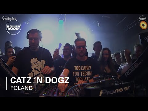Catz 'N Dogz Boiler Room & Ballantine's True Music Poland DJ Set