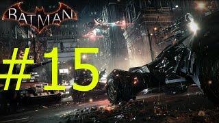 Batman: Arkham Knight Walkthrough - Part 15 - Excavator Tunnels