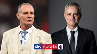 Paul Gascoigne gives his views on Jose Mourinho replacing Mauricio Pochettino