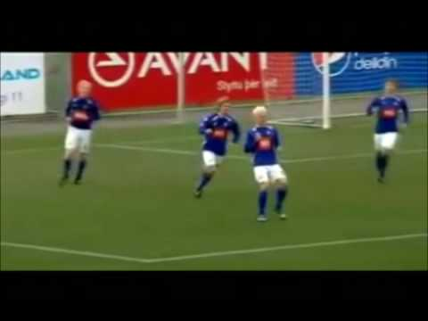 The best goal celebration