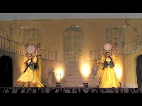 Tabriz Dance Group - Qavalli Raqs