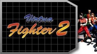 Virtua Fighter 2: Sega Genesis Classics