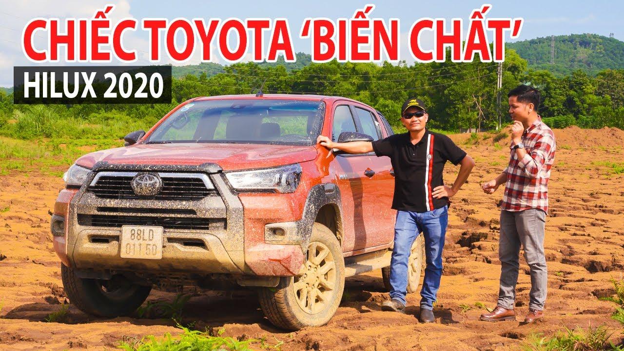 Đánh giá Toyota Hilux - Ưu và nhược điểm, có gì hơn và kém Ranger Wildtrak?