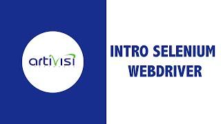 06. Intro Selenium Webdriver