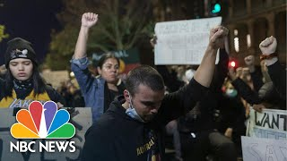 Thousands March In Sydney To Demand Justice For George Floyd | NBC News