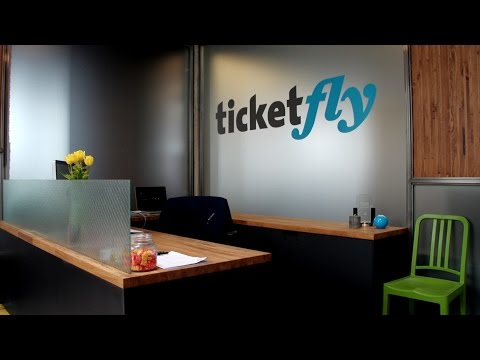 Ticketfly's Rocking Office Space