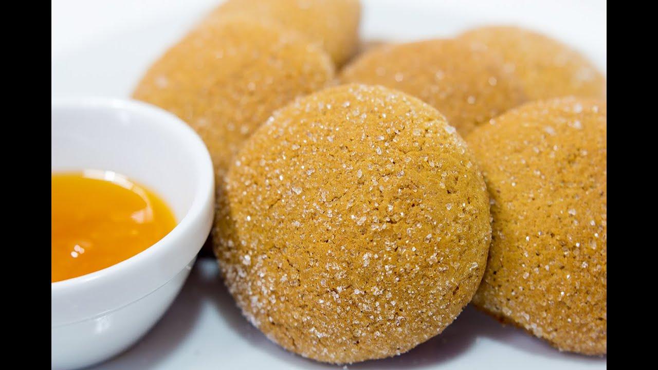 Имбирное печенье рецепт | Рецепт печенья | Простое печенье