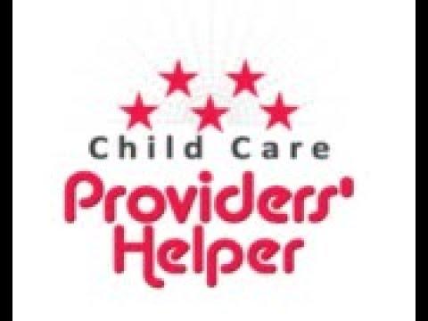 Child Care Provider!!! Courses Online!!!   Child Care Providers Helper!!!