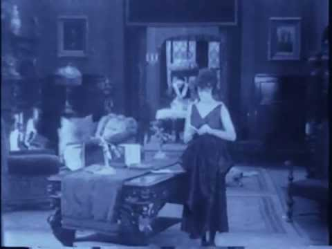 HE DID AND HE DIDN'T (1916) -- Roscoe Arbuckle, Mabel Normand, Al St. John