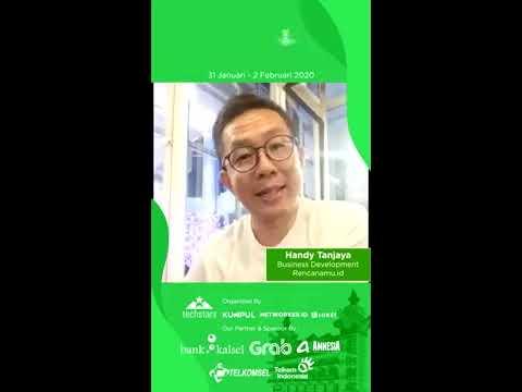 handy-tanjaya-(business-development-rencanamu)---facilitator-startup-weekend-banjarmasin-batch-1