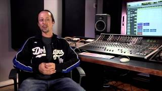 daddy kev talks to ssl about audio production and his xl desk