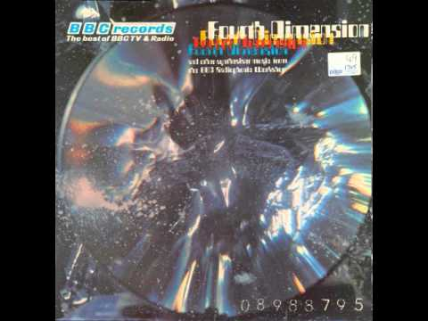 Paddy Kingland - Vespucci - Fourth Dimension - BBC Radiophonic Workshop