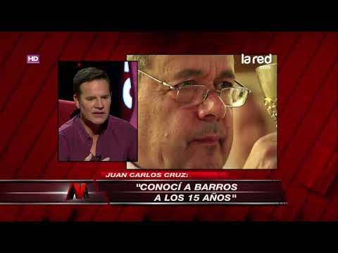 """Juan Carlos Cruz: """"Barros ha hecho mucho daño"""""""