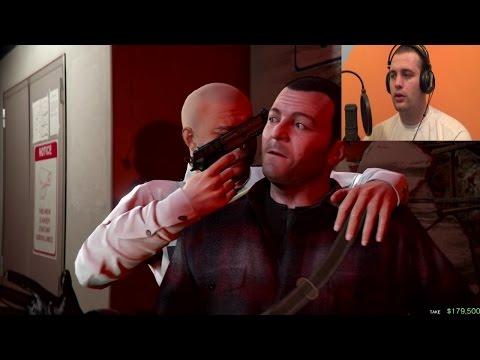 GTA V Pljackamo banku [Srpski Gameplay]  SerbianGamesBL