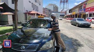 'Kami cuba bertahan selagi mampu' - Pemandu teksi