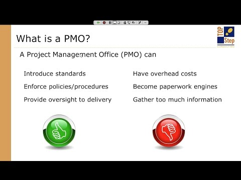 Project Management Office Oversight and the Need for PMO