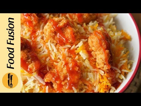 Arabian rice recipe kfc style by food fusion youtube arabian rice recipe kfc style by food fusion forumfinder Image collections