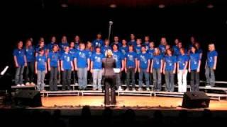 my spirit sang all day mwhs concert choir fall concert 2008