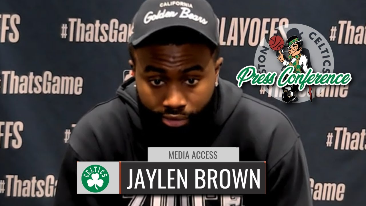Boston Celtics' Jaylen Brown spotlights systematic racism, says it's ...