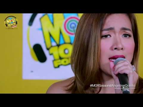 MOR Sessions: Angeline Quinto with