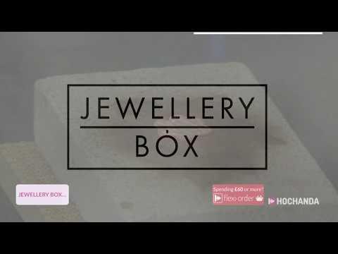 JEWELLERY BOX with The PMC Studio.