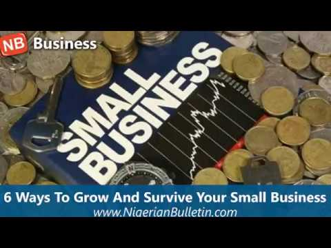 How To Grow And Survive Your Small Business