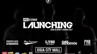 Launching PSS Sleman musim 2017