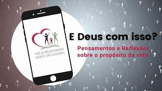E Deus com isso - Projeto social e transformação de vidas - Paulo Cesar