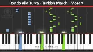 Rondo alla Turka - Turkish March - Mozart - 100% Speed