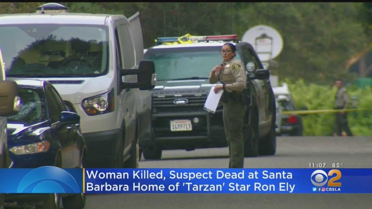 2 Killed at Home of Ron Ely, Actor Who Played Tarzan