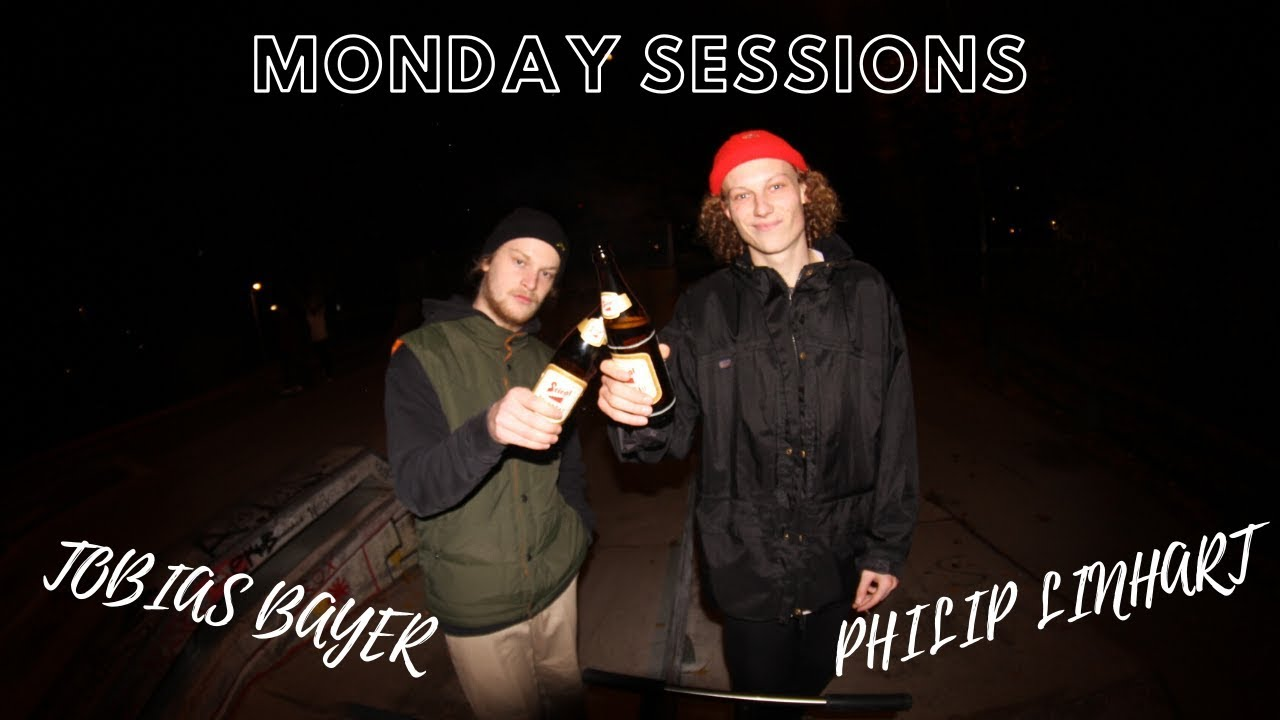 Tobias Bayer x Philip Linhart - MONDAY SESSIONS
