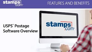 Welcome to Stamps.com, USPS Postage Software Overview