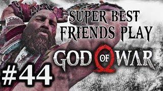 Super Best Friends Play God of War (Part 44)