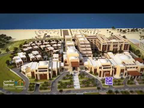 State of the art project at Salalah-Oman by Taameer Investment.