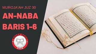 Download lagu SHDB - Muroja'ah Juz 30 An-Naba' 1-6