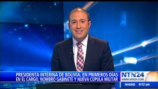 Gobierno Interino de Bolivia rompe relaciones diplomáticas con el régimen de Nicolás Maduro