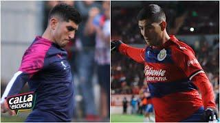 LO ÚLTIMO Víctor Guzmán sigue siendo jugador de las Chivas, según Enrique Bonilla | Calla y Escucha