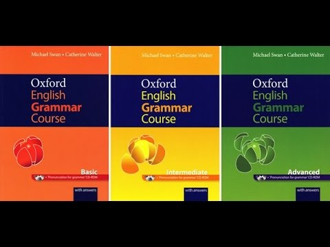 Oxford Advanced English Grammar Pdf