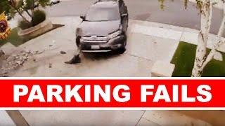 Epic Parking Fails Compilation - Best of Car Parking Fails