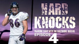 Finally the First Preseason Game | Hard Knocks with the 2001 Baltimore Ravens | NFL Vault