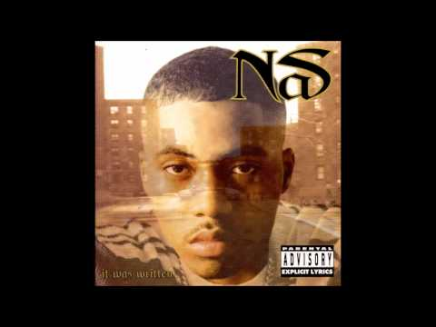 Live Nigga Rap - Nas feat Mobb Deep - It Was Written